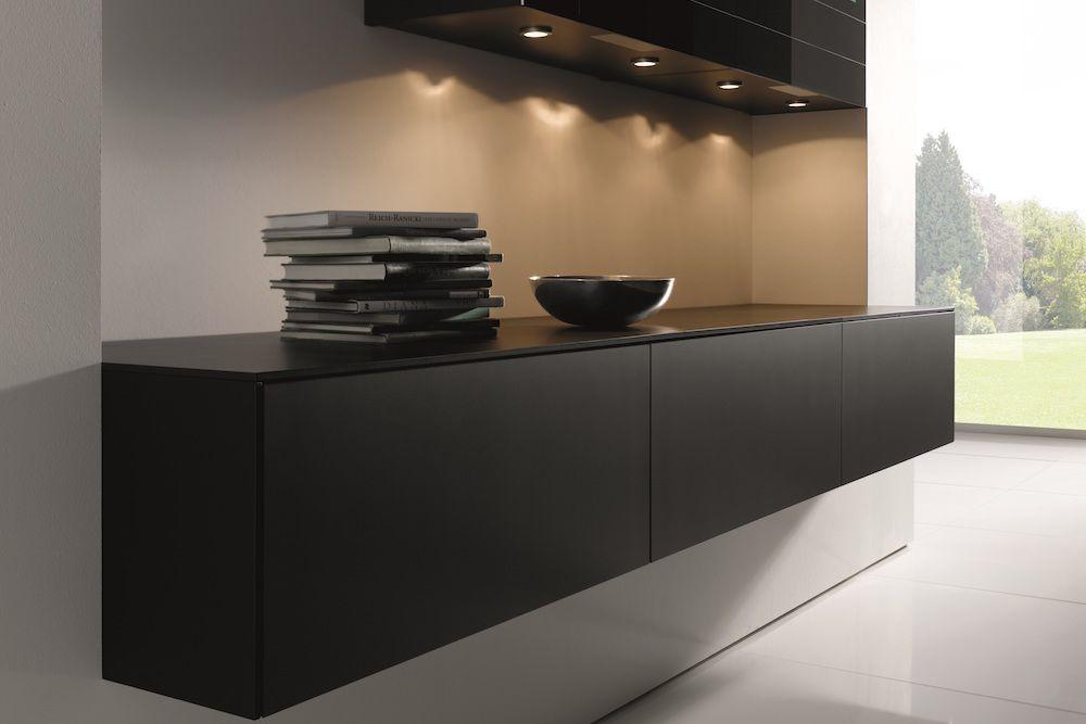 Best Black Matt Lacquer Laminate Kitchens Black Kitchens 400 x 300