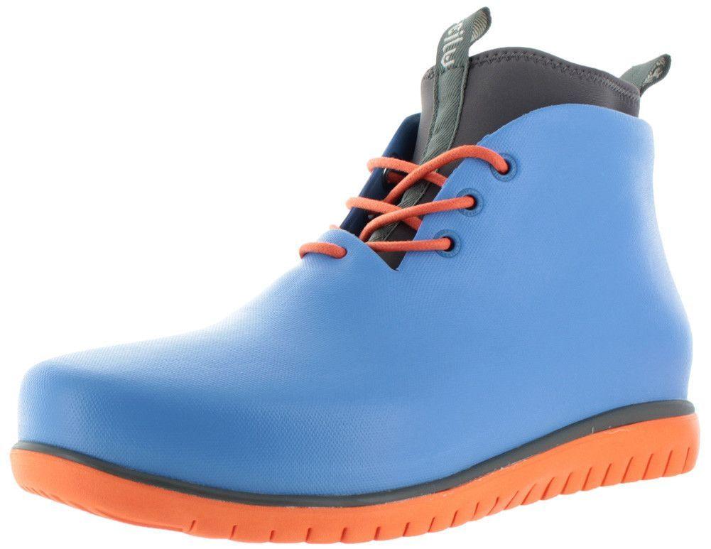 Waterproof Rubber Chukka Boots Neoprene