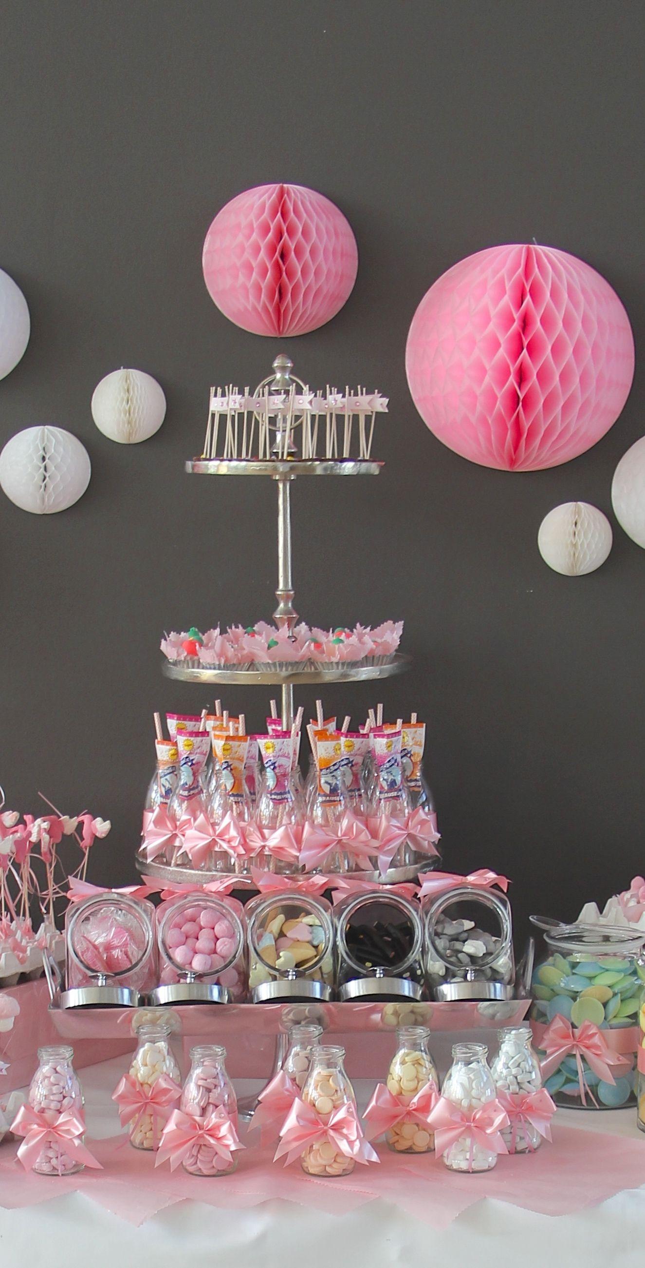 Flaschen für die candybar wedding cake u dessert table ideas