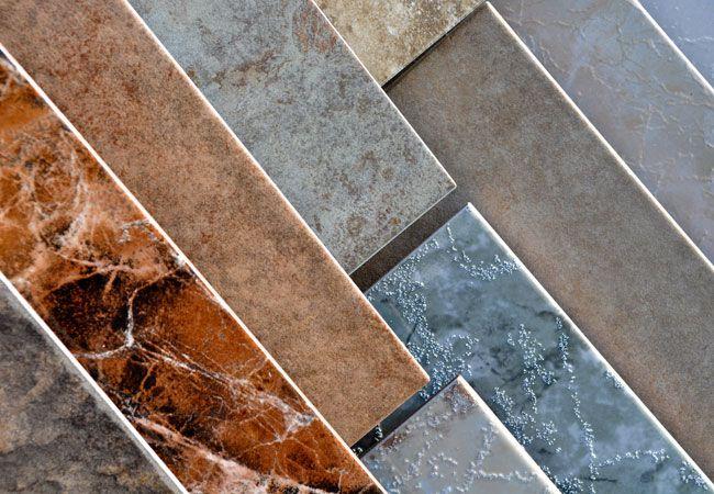 Porcelain Or Ceramic Which Tile Type Is Right For You Ceramic Tile Samples Porcelain Vs Ceramic Tile Ceramic Floor Tiles