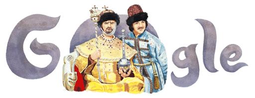 Doodles de Google ivan vasilevich