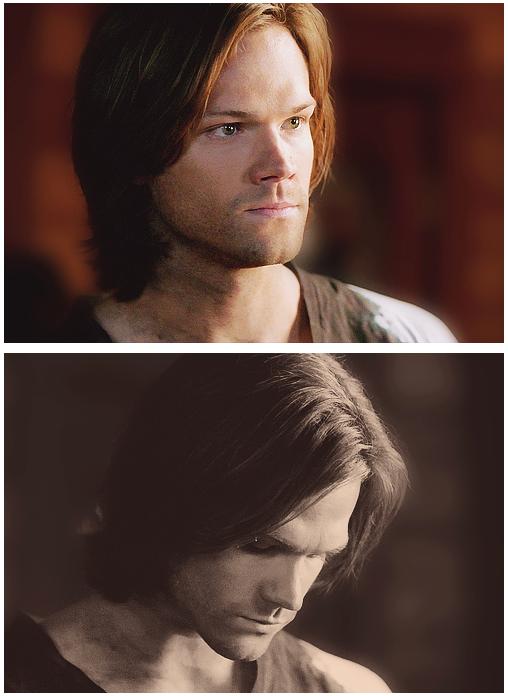 Jared is just so beautiful #SamWinchester #Supernatural