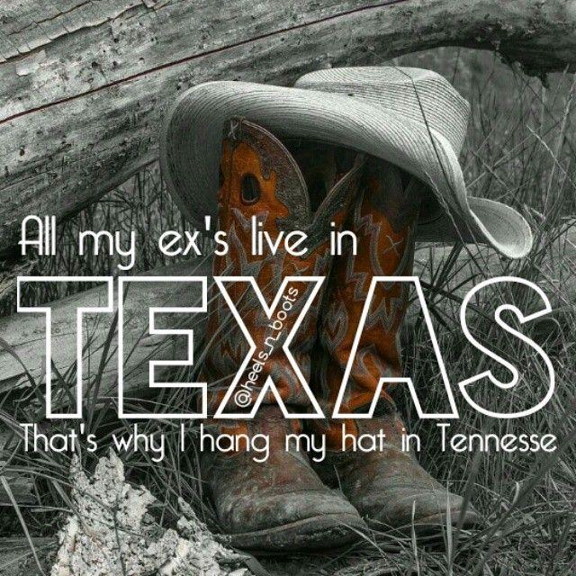 George Strait All My Ex S Live In Texas Acm Georgestrait