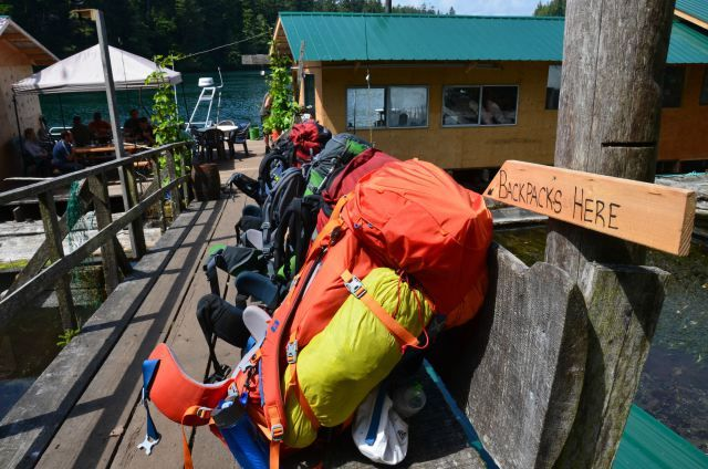 The Crab Shack West Coast Trail Vancouver Island