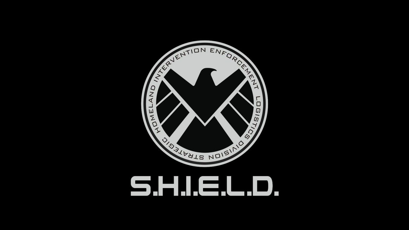 Agents Of Shield Logo Wallpaper With Images Marvel Shield