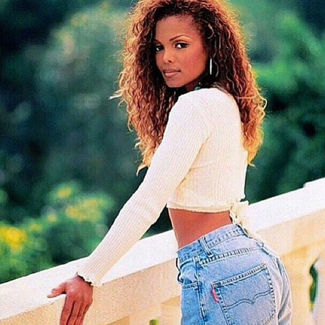"""""""WCW!!! Janet is truly a timeless beauty"""""""