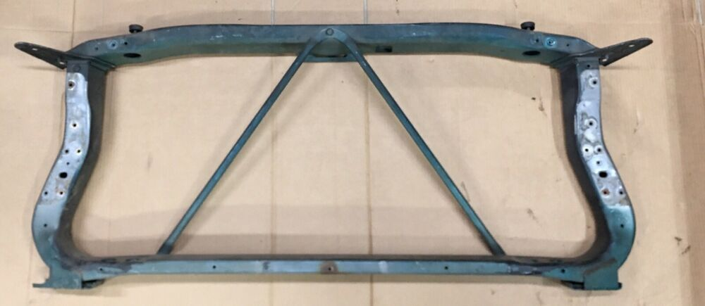 1994 2001 Dodge Ram Radiator Core Support Assembly Green 5 2l Engine Dodge Dodge Ram 2001 Dodge Ram 1500 Dodge