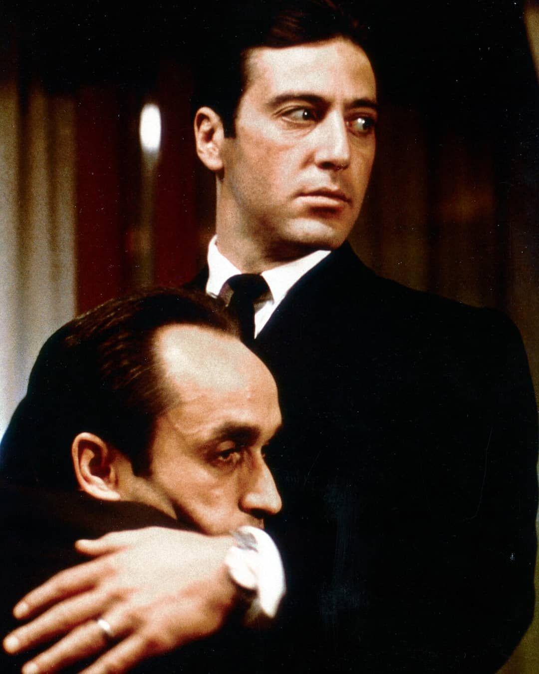 Fredo: Al Pacino As Michael Corleone & John Cazale As Fredo