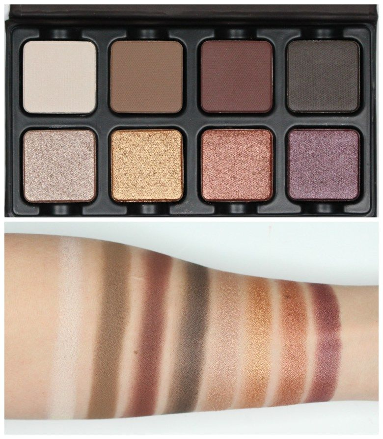 Theory Eyeshadow Palette - Theory II Minx by Viseart #20