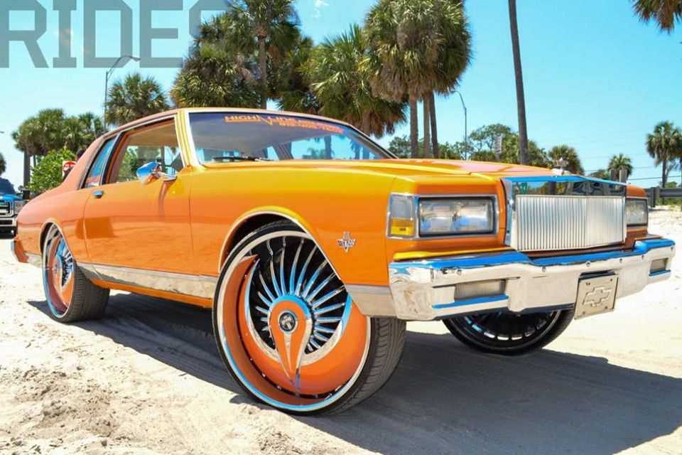Caprice donk donk cars chevy weird cars