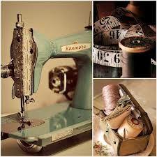 vintage art of fashion