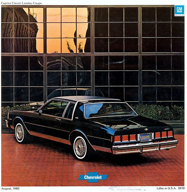 1982 caprice classic coupe - Google Search