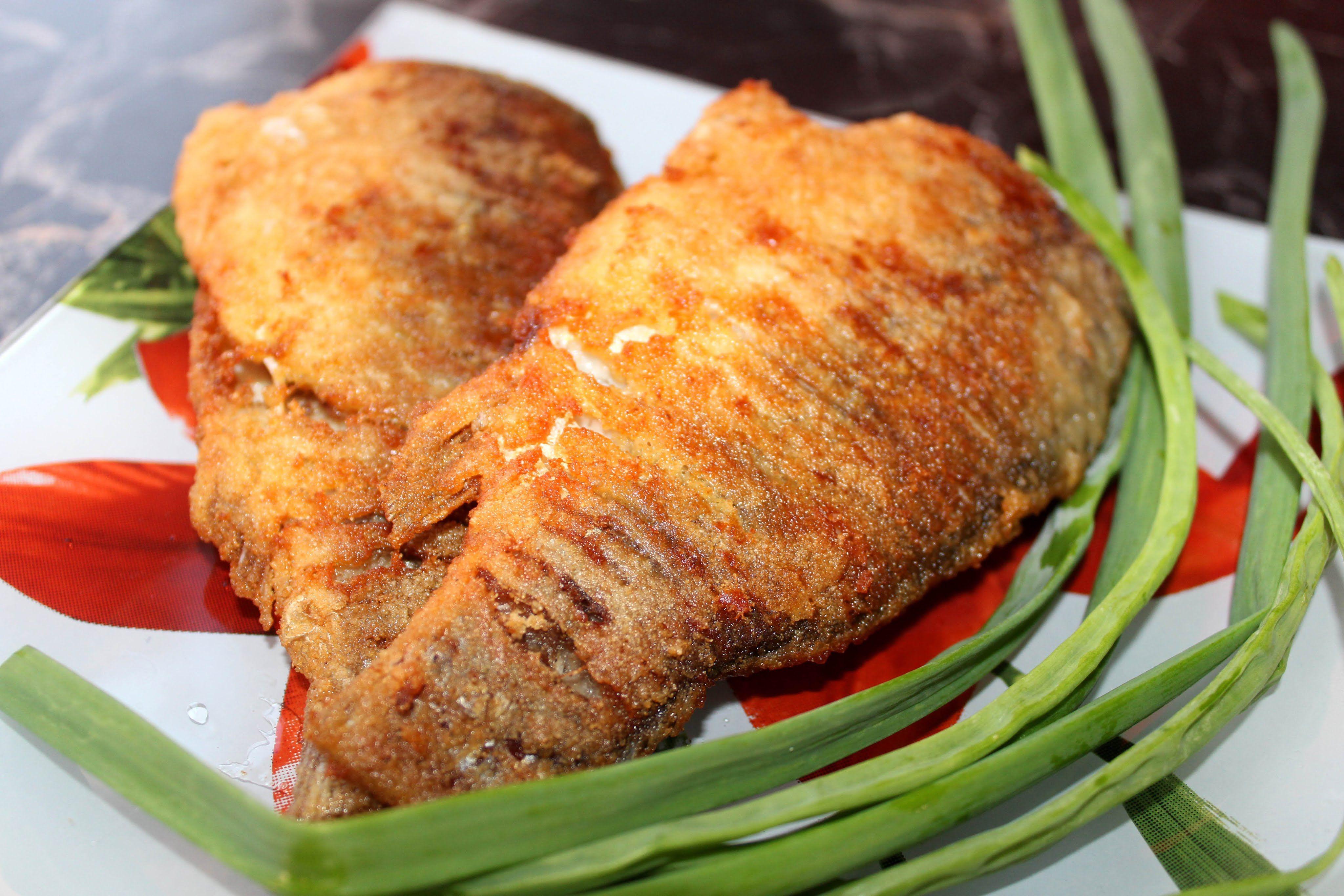 жареная рыба рецепты с фото