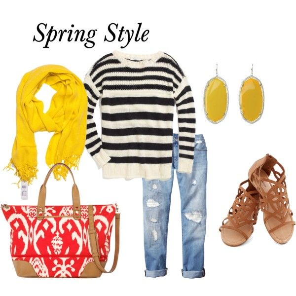 """""""Spring Style"""" by thirtysomethingfashion on Polyvore"""