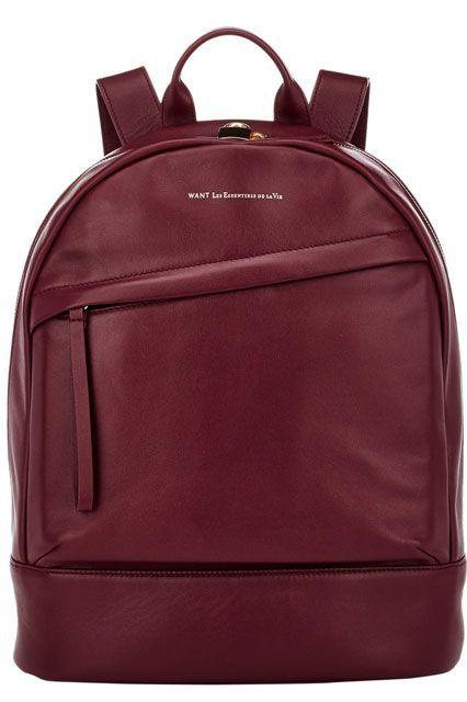 a60cb211c8 Sacs À Dos De Toile · WANT Les Essentiels de la Vie Piper Backpack,  available at Barneys Warehouse. LUST LIST