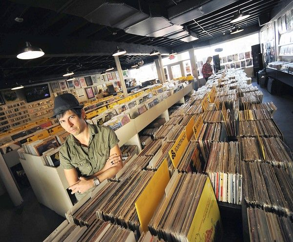Radio-Active Records in Fort Lauderdale.