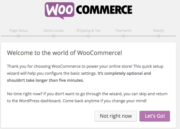 how to set up an ecommerce store with wordpress