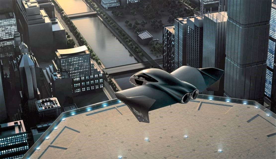 Porsche and Boeing to Partner on Urban Air Mobility Market