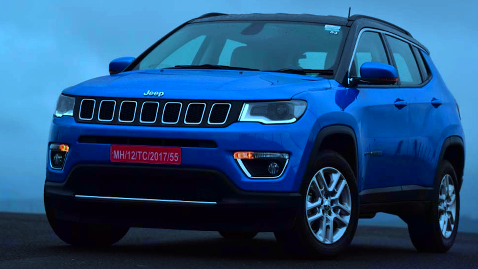 Jeep Compass Cross 10 000 Units Bookings In India Jeep Compass