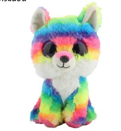 Elsadou Ty Beanie Boos Cute Owl Monkey Unicorn Plush Toy Doll Stuffed   Plush  Animals 3a2dada964fc