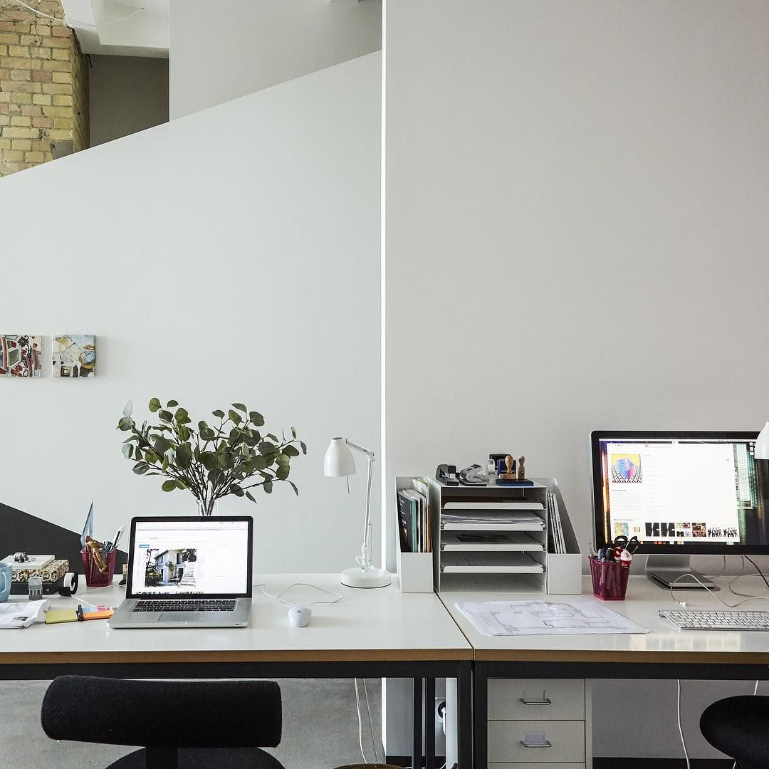 Design A Home Office Within Your Open Plan Living Space