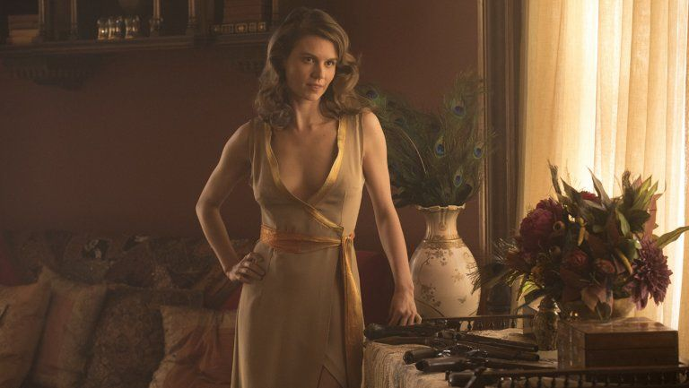 Katja Herbers as Emily aka Grace in Westworld (2018) (2280
