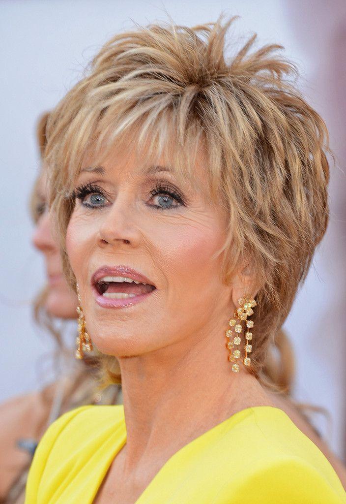 More Pics of Jane Fonda Diamond Chandelier Earrings