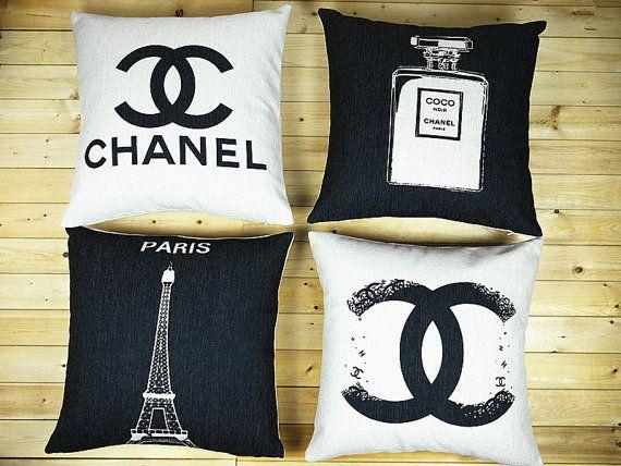 4 Best Design Pillow Cases Linen Decorative Pillow Case for Home Decor 18\