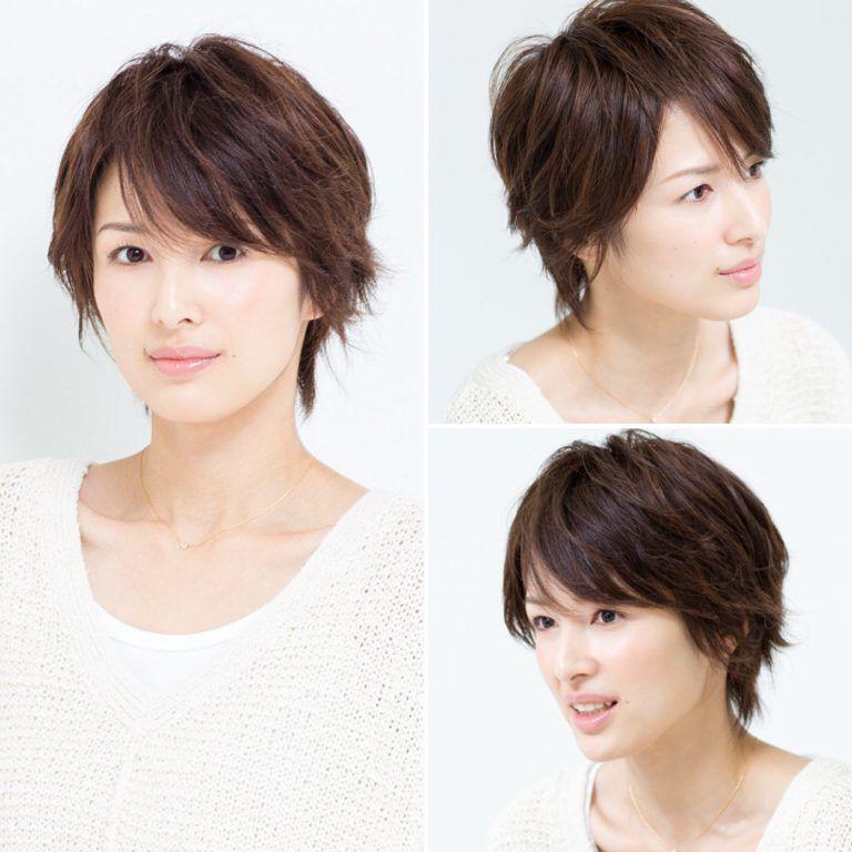 吉瀬美智子さんの髪型を似合わせる3つのポイント 吉瀬美智子 髪型