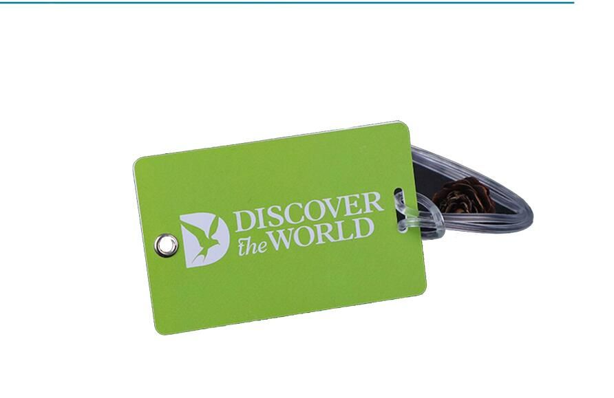 Hotelcard Schoolvipcard Wineclubcard Luggagetagcard Color Silk Screen Printing Or Cmyk Offset Printing Luggage Tags Wholesale Custom Hotel Card