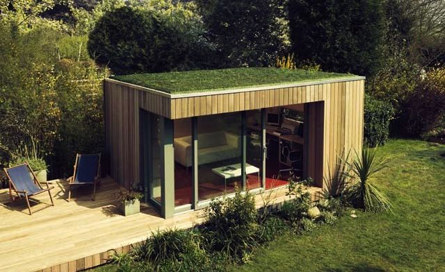 Superior Ecospace Studios Uses The Latest Design Methods For Garden Studios  Construction Including Contemporary Garden Room, Office, Eco Friendly  Buildings And Also