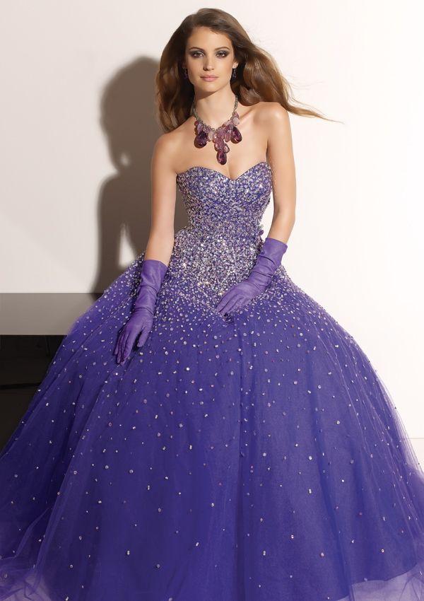 Wedding Lady: Purple Wedding Dress Ideas | Clothes | Pinterest ...