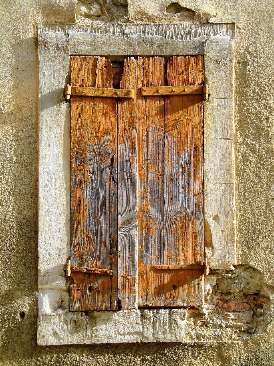 Travel, Window, Shutters, Old, Window Frame travel,