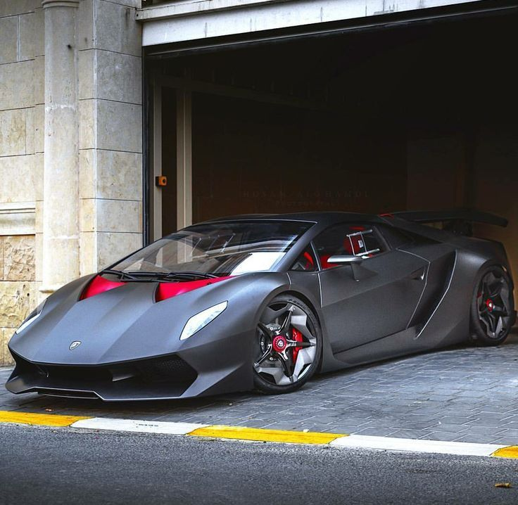 Awesome Exotic Cars 2017 Lamborghini Sesto Elemento Supercars