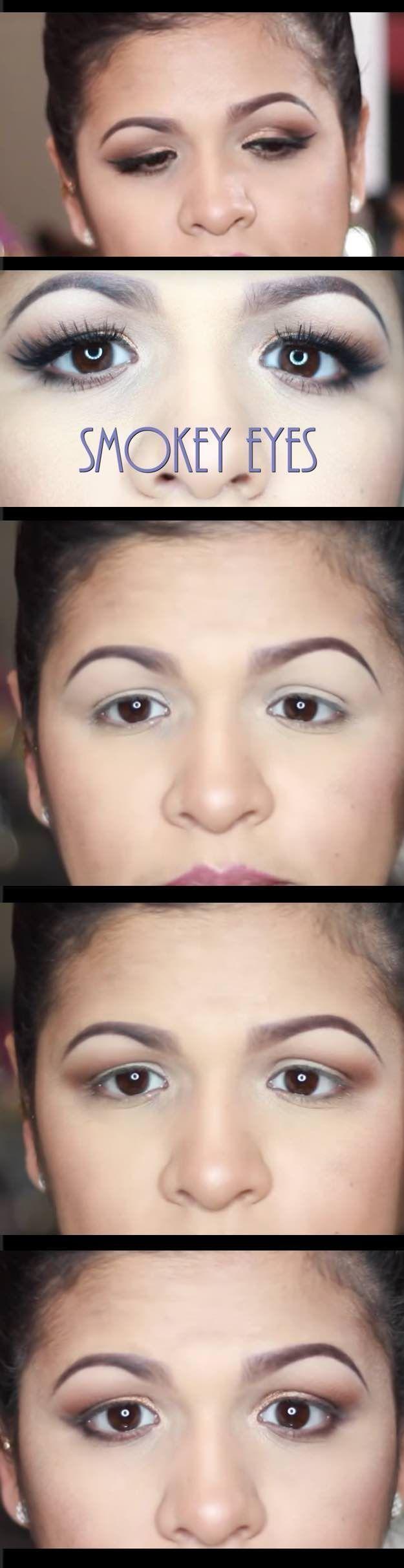 Eye Makeup Tips For Deep Set Eyes Cat Eye Makeup