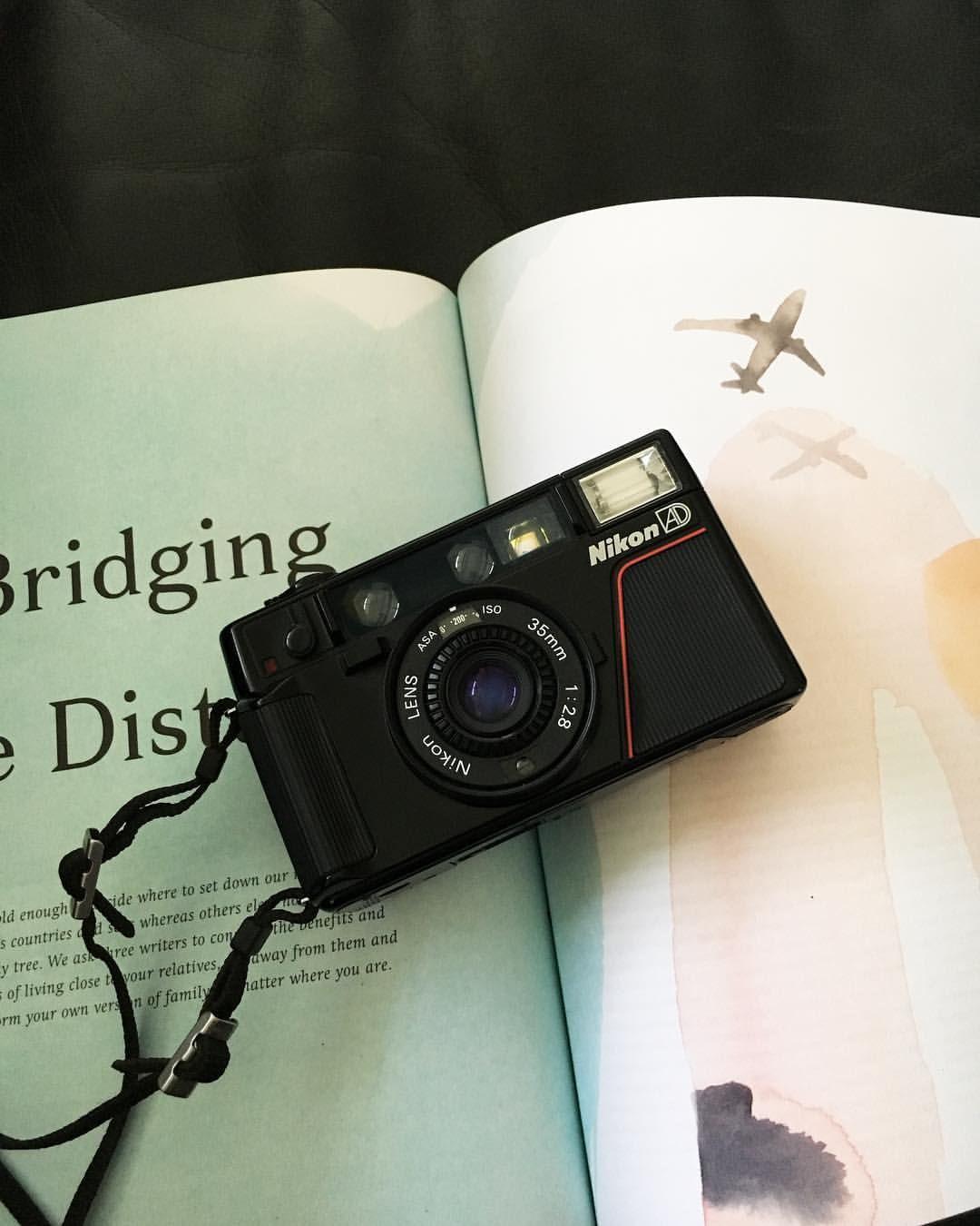 Nikon L35 Ad 📸🎞✨ ( @retroika stocks ) • #RetroikaFilme