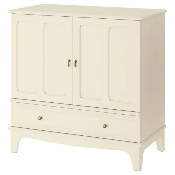 LOMMARP LOMMARP Wardrobe, light beige, 102×101 cm – IKEA