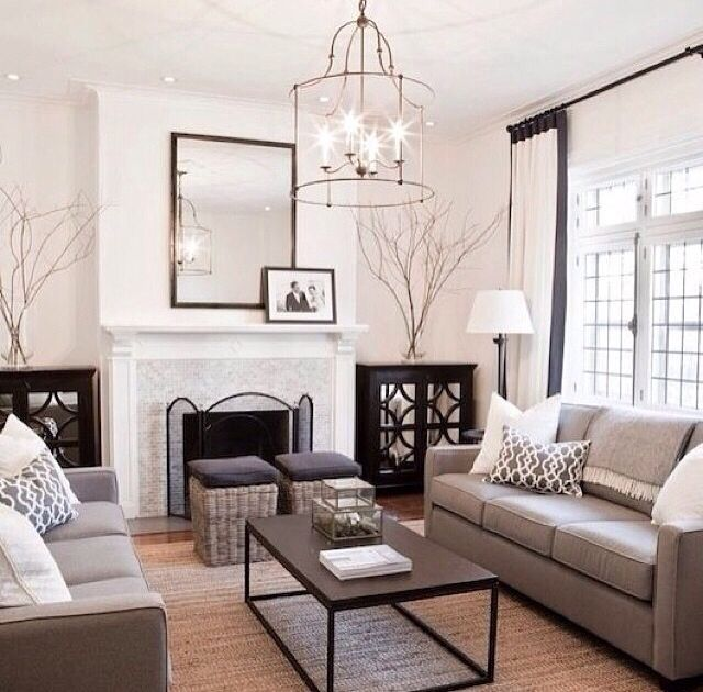 This Pin Was Discovered By Dani Shae Discover And Save Your Own Pins On Pinterest Neutral Living Room Design Family Living Rooms Family Room Design