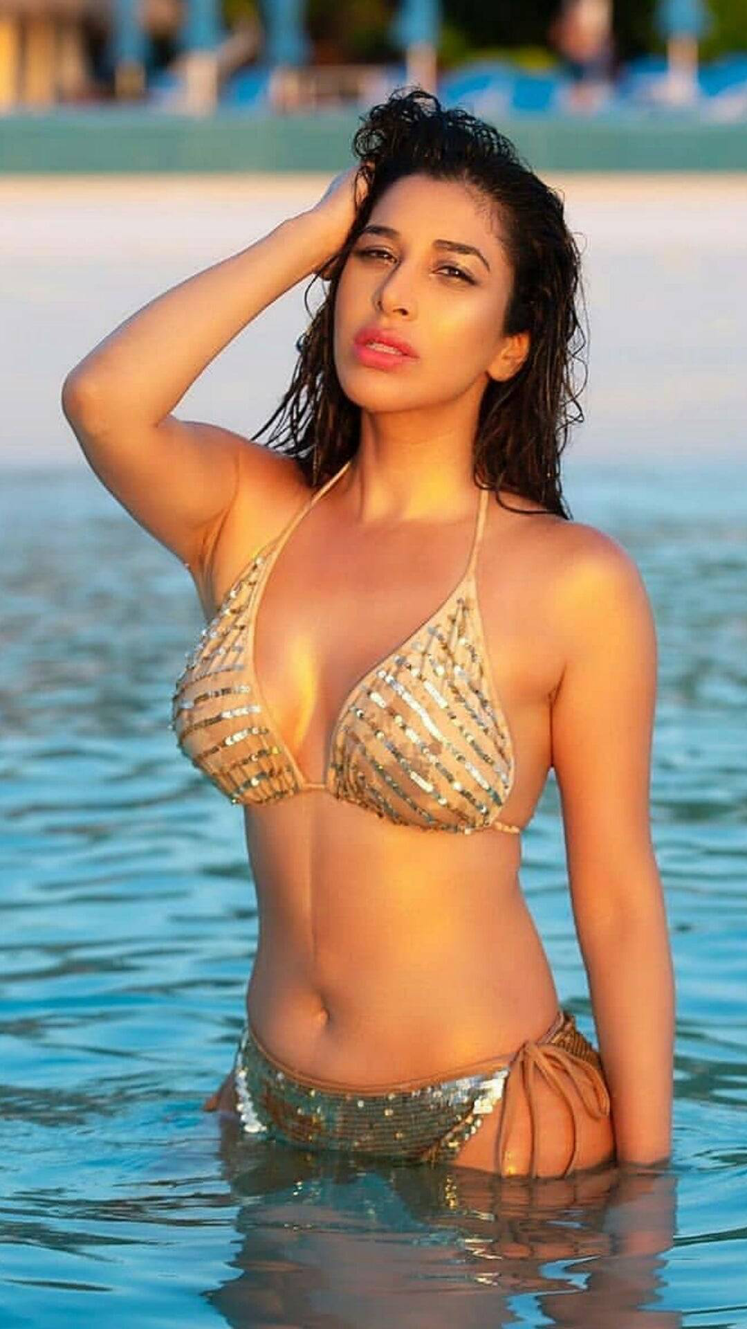 bikini pics choudhary Sophie
