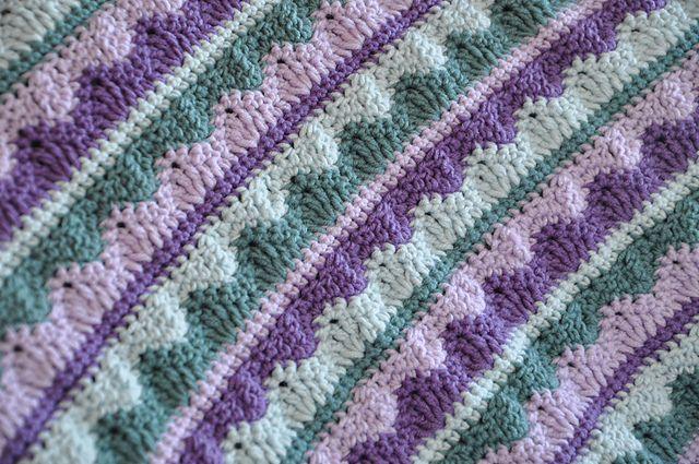 Summer Mist Throw | Crochet blanket pattern easy, Crochet blanket patterns,  Afghan crochet patterns