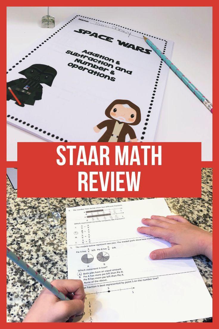 STAAR Math Review | Test Prep | Staar review math, Staar ...