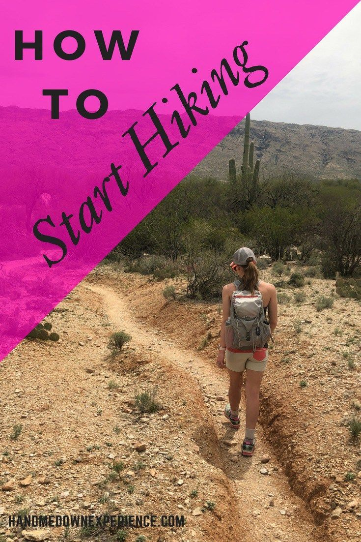 Photo of How to Start Hiking This Summer