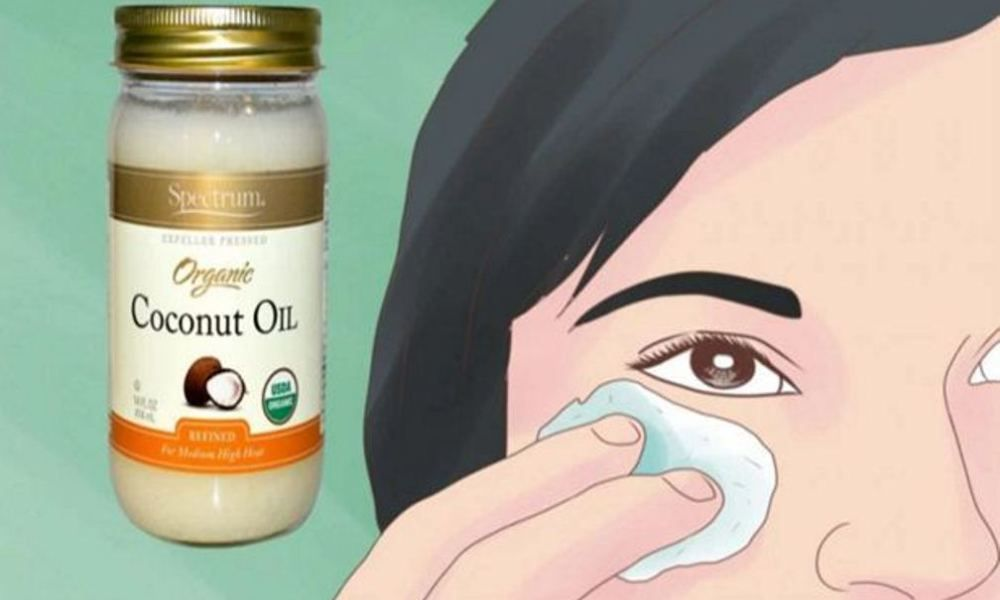 Coconut oil is certainly the most popular natural oil