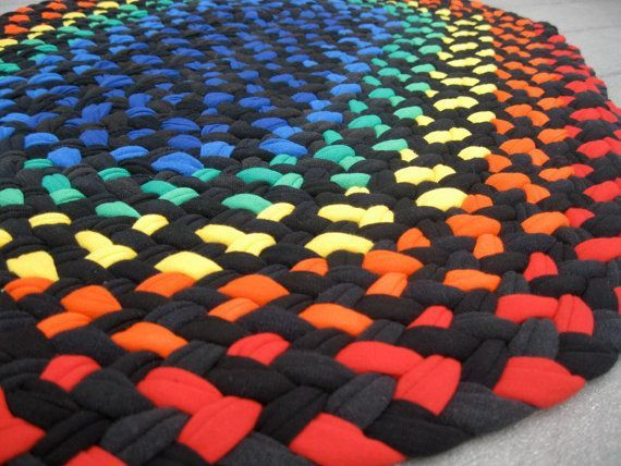 Put Together A No Sew Braided Rug Follow These Tips For Your Handmade