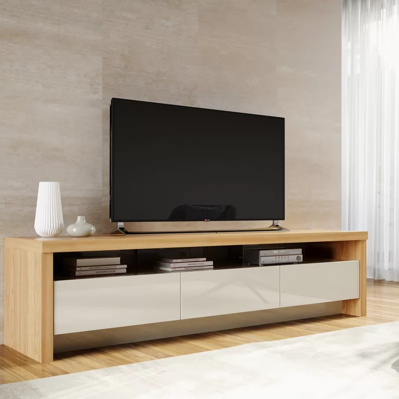 Makiver Tv Stand For Tvs Up To 78 Living Room Tv Living Room Tv Wall Tv Wall Decor
