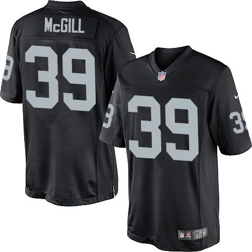 Pin on Authentic Keith McGill Jersey: Raiders Big & Tall Elite ...