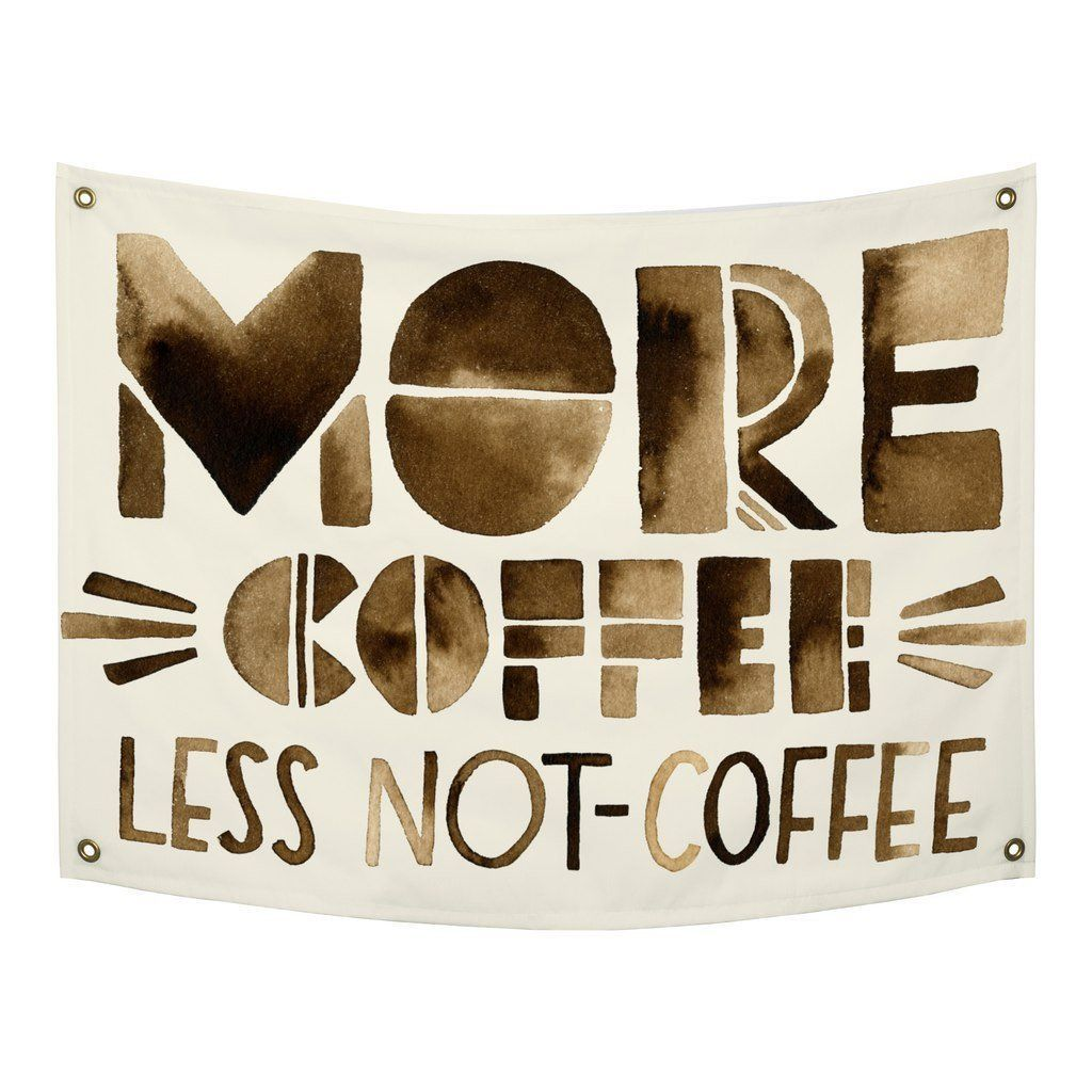 Studio Ink 'More Coffee'