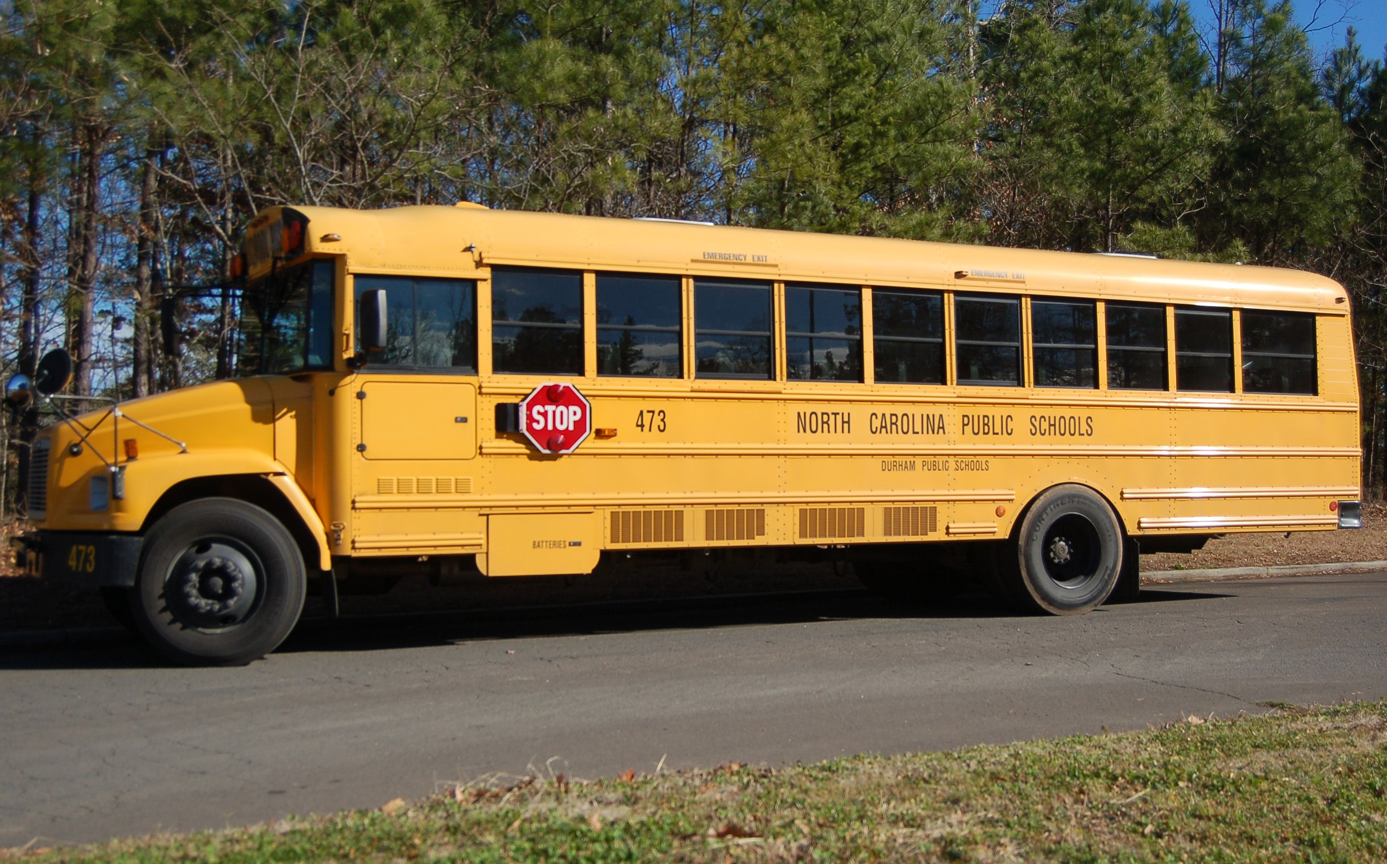 Durham Public Schools North Carolina Public Schools 473 2005