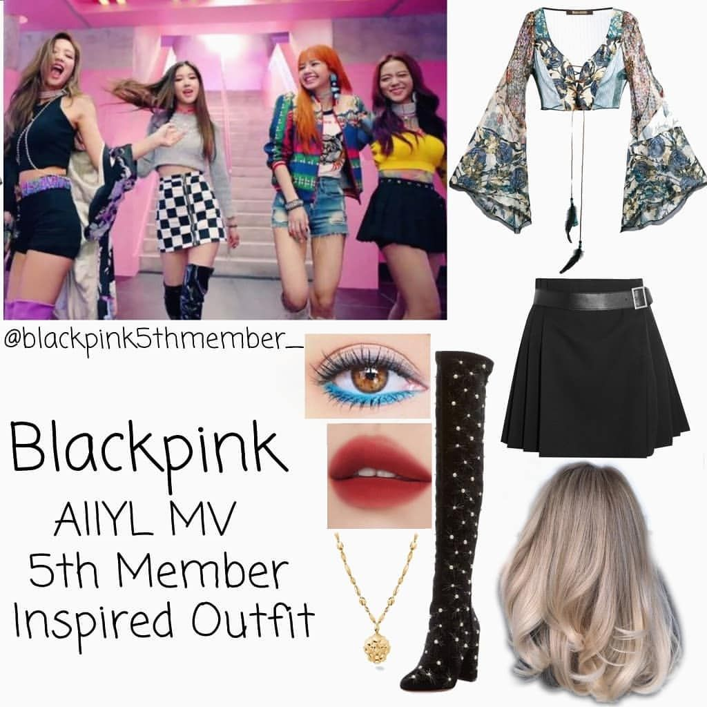 Ela On Instagram Areum S Aaareum K Outfit For Aiiyl Mv What Do You Think About It Korean Fashion Kpop Inspired Outfits Kpop Fashion Outfits Kpop Outfits