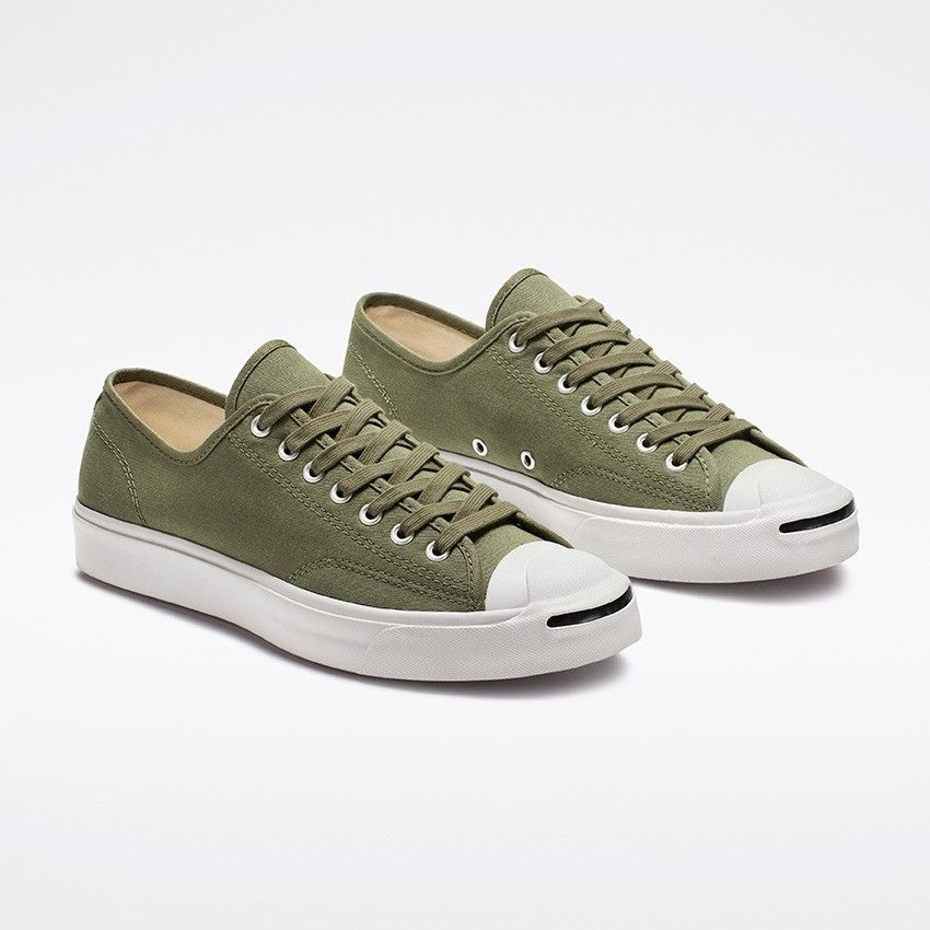 Converse Jack Purcell Play Bold Low Top